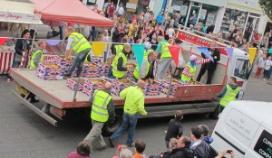 Egremont Crab Fair - Parade