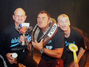 Gurning Winners 2013